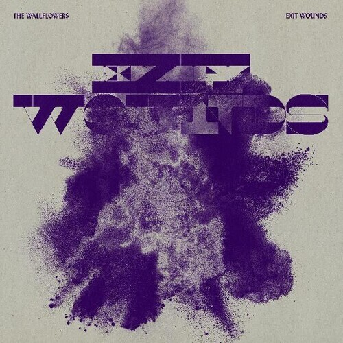 The Wallflowers- Exit Wounds CD