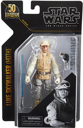 Star Wars Black Series Hoth Luke Skywalker
