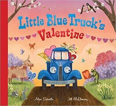 Schertle, Alice- Little Blue Trucks Valentine