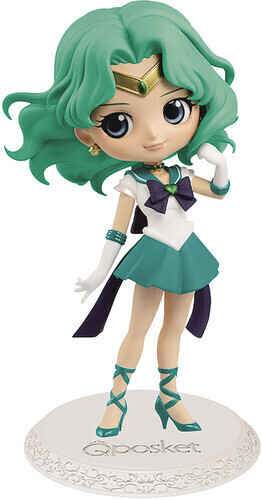 Sailor Moon Moon Eternal Super Sailor Neptune Q posketFigure