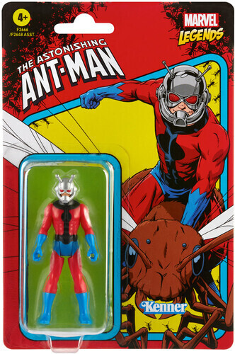 Marvel Legends Recollect Retro Ant Man