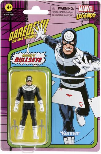 Marvel Legends Recollect Daredevil