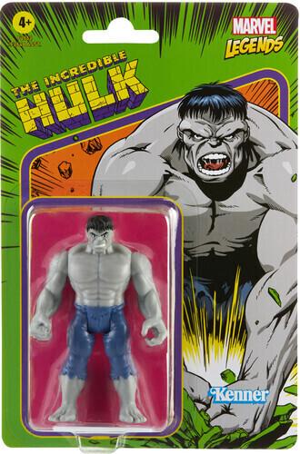 Marvel Legends Recollect Retro Incredible Hulk