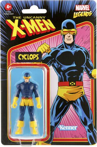 Marvel Legends Recollect Retro Cyclops