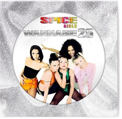 Spice Girls- Wannabe 25 LP