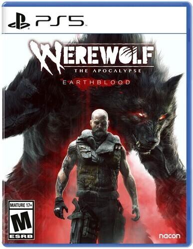 PS5 Werewolf the Apocalypse: Earthblood