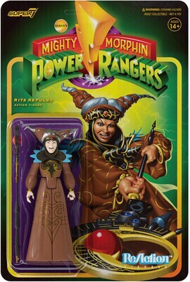 Power Rangers ReAction Rita Repulsa