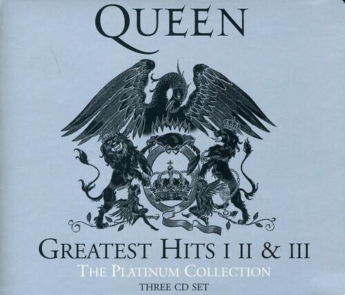 Queen- Greatest Hits 1 2 & 3