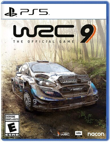 PS5 WRC 9