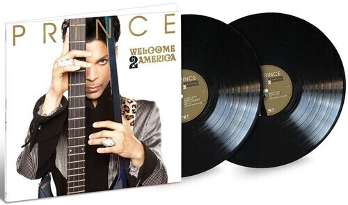 Prince- Welcome 2 America LP