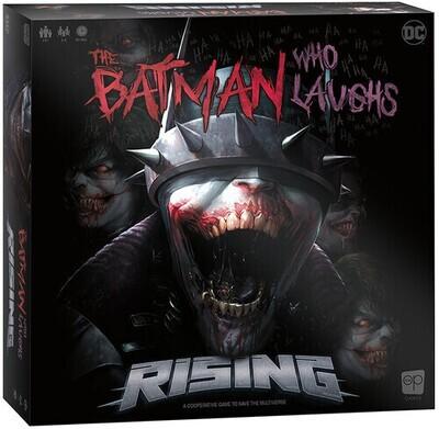 Batman Who Laughs Board Game
