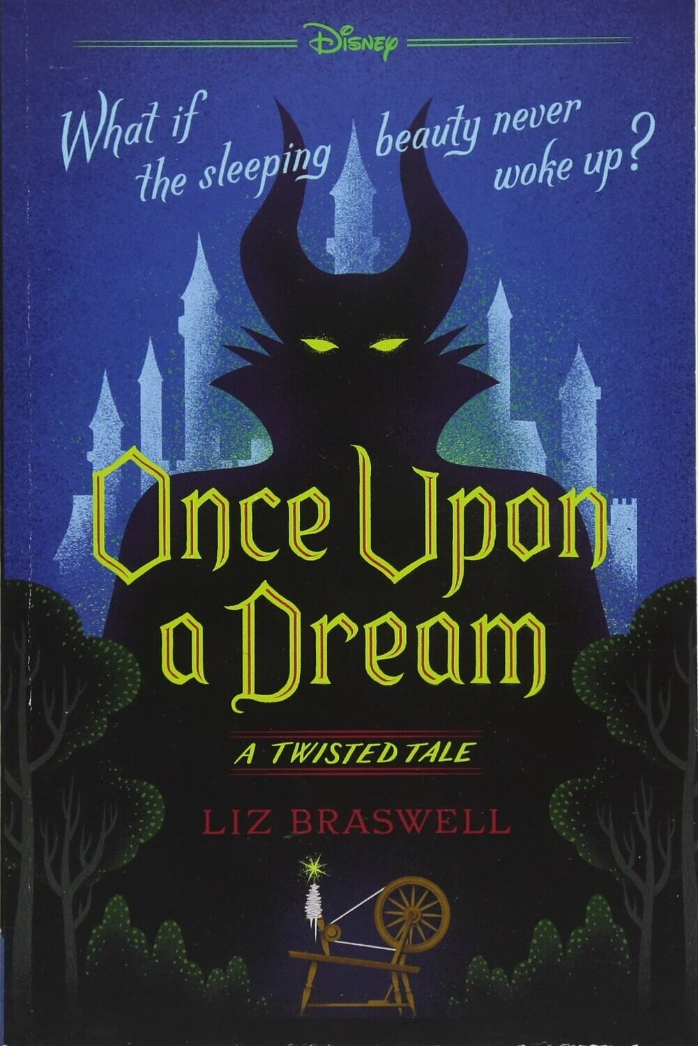 Braswell, Liz- Once Upon a Dream