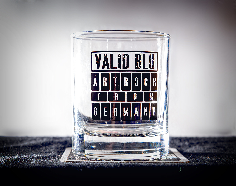 Rumglas Whiskyglas Valid blU 30cl