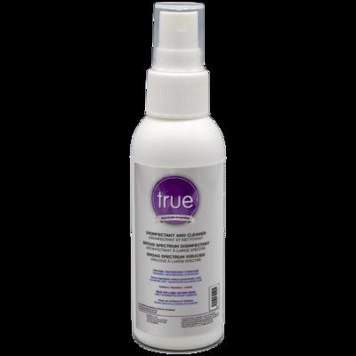 true™ Disinfectant 59ml spray bottle  (box of 24)