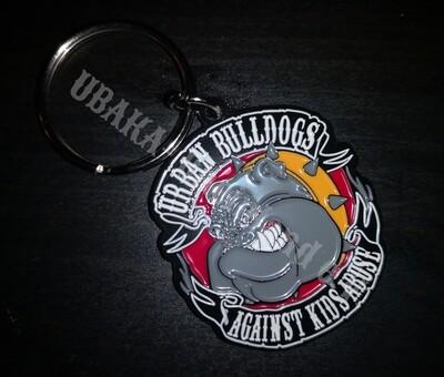Schlüsselanhänger Bulldogge