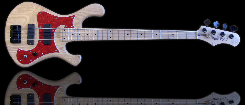 Dawg Bass 4 string