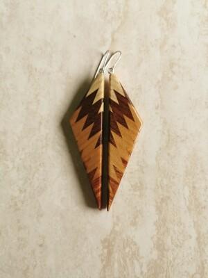 RARANGA 20 - Wood & Sterling Silver