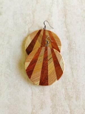 GREENWOOD - Handmade Wooden Earrings