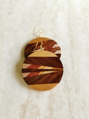 URUMAU - Handmade Wooden Earrings