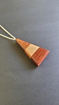 TRE - Handmade Wooden Pendant