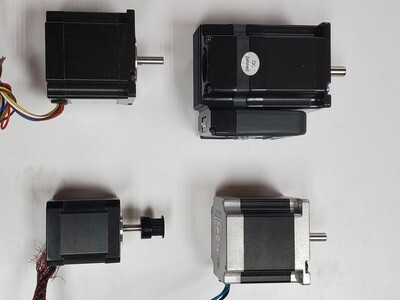 Extra/Replacement Motors for the Rotoboss Rotary Attachments