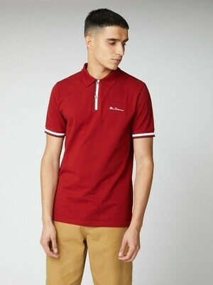 Polo Ben Sherman - Red