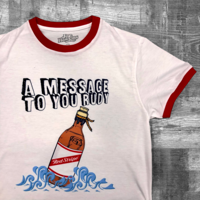 A message to you - Camiseta JH