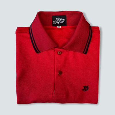 Polo ECO JH (Rojo)