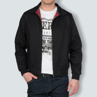 Harrington Merc London - Black