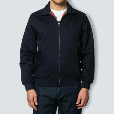 Harrington Merc London - Navy