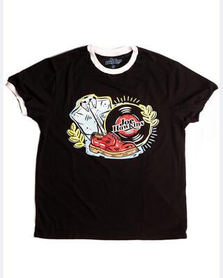 Camiseta Joe Hawkins (Black)