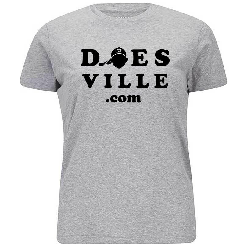DOESVILL.COM LOGO TEE