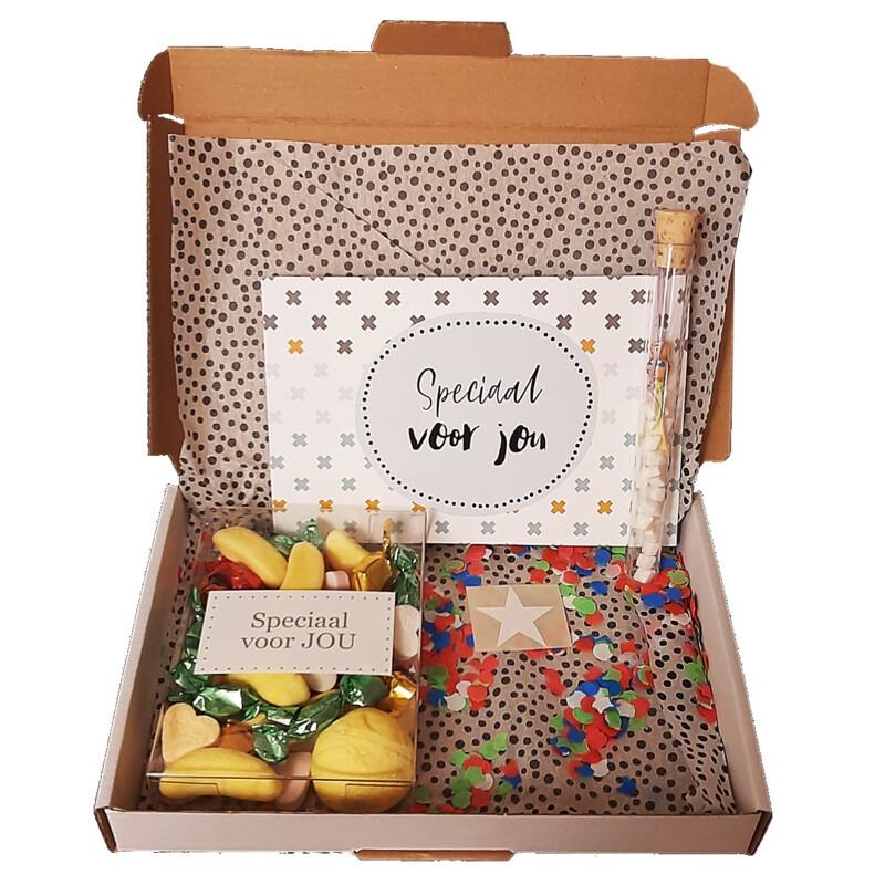 'Speciaal voor jou' pakket