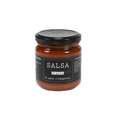 Salsa Dippie- Even geen ritme gevoel - Tortilla dip saus