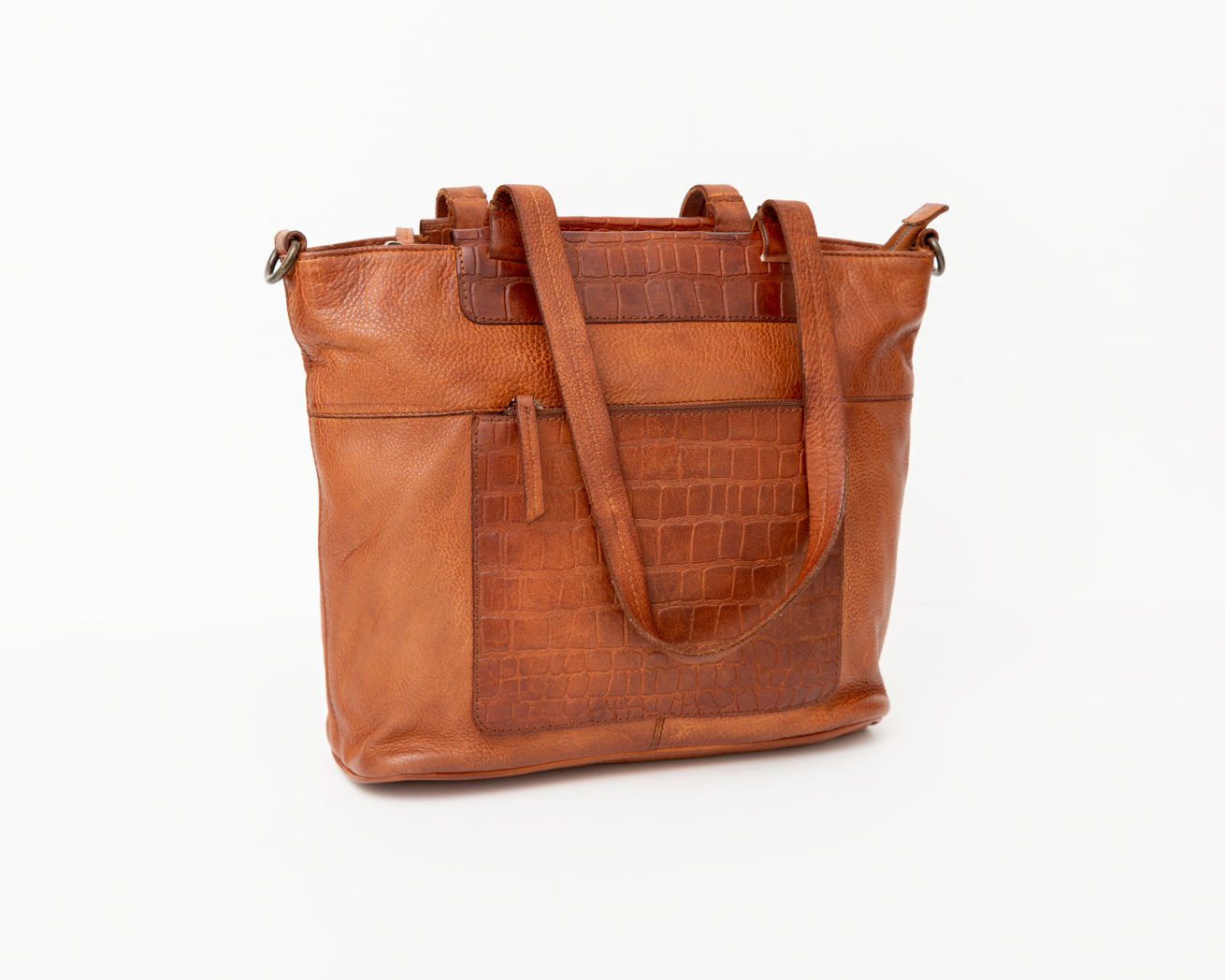 Mora Shopper cognac