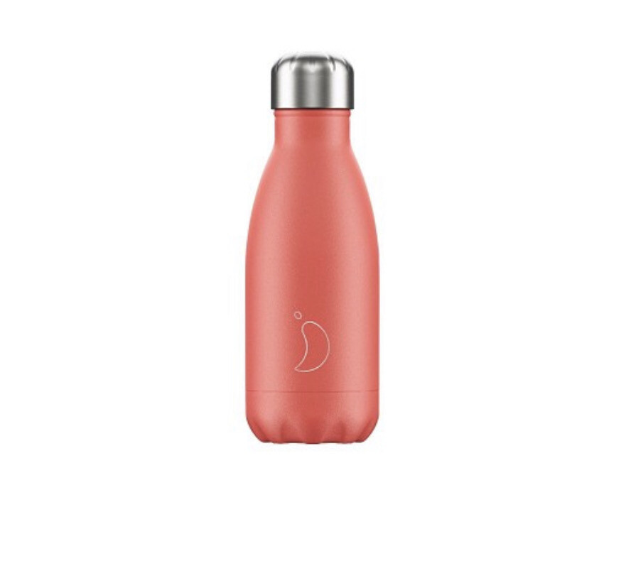 Chilly's Pastel 'Coral' 260ml.