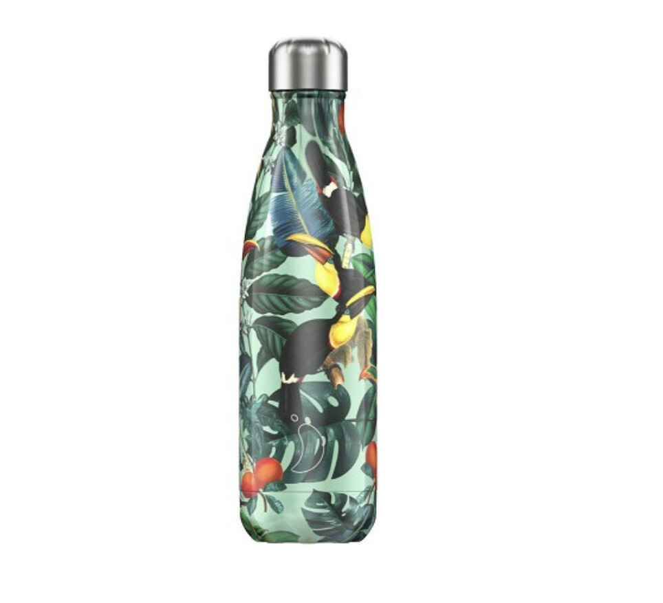 Chilly's Tropical Toucan 500ml.