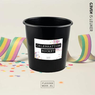 Celebration bucket