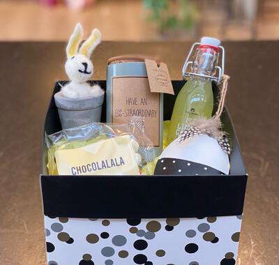 Giftbox ' Vrolijk Pasen'