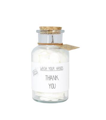 Confetti Handzeep 'Thank You'