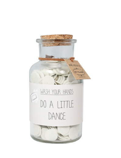 Confetti Handzeep 'Do a Little Dance'