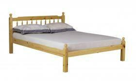 Torino pine bed