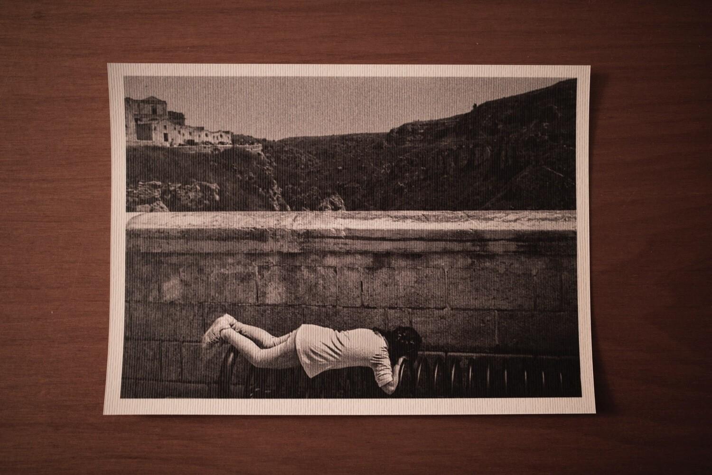 Small print - Postcard