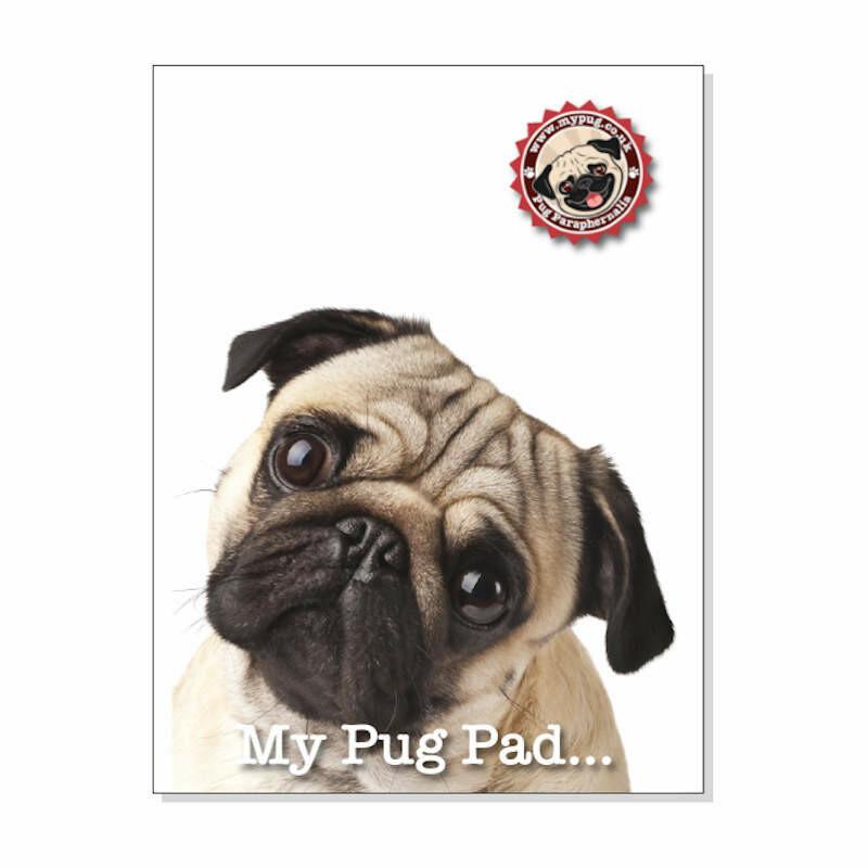 A5 Note Book | My Pug Pad