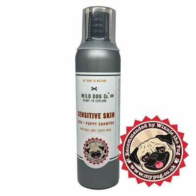 Sensitive Skin Dog Shampoo | The Wild Dog Co.
