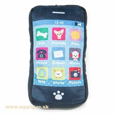 iBone   Soft Toy