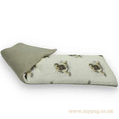 Pug Wheat Bag