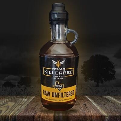 Raw Unfiltered Honey - 19 0z