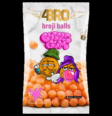 4Bro Broji Balls Bubble Gum