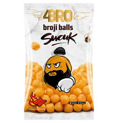 4Bro Broji Balls Sucuk